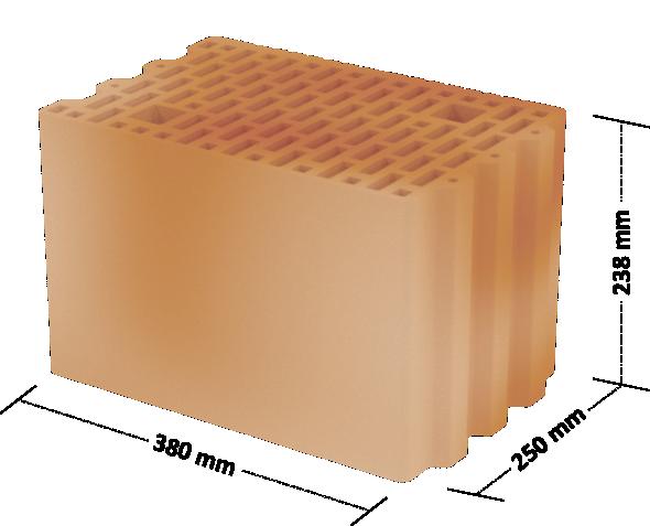Pustak ścienny LPW-25 : ściany konstrukcyjne zewnętrzne i wewnętrzne