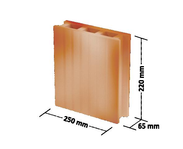 Pustak do ścian działowych PD-1 : do wznoszenia ścian działowych