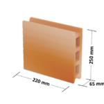 Pustak do ścian działowych PD-1